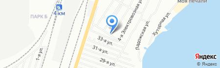 ВодоКаналСервис на карте Челябинска