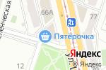 Схема проезда до компании Пятерочка в Челябинске