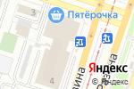 Схема проезда до компании Алекс Стиль в Челябинске