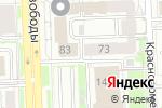 Схема проезда до компании 7 свиданий в Челябинске