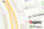 Схема проезда до компании Согласие в Челябинске