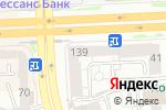 Схема проезда до компании Автотехосмотр 74 в Челябинске