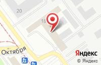 Схема проезда до компании Рундист в Челябинске