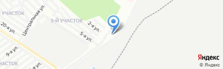 Челябмеханомонтаж на карте Челябинска