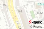 Схема проезда до компании Продуктовая лавка в Челябинске