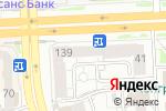 Схема проезда до компании Магазин Белорусской косметики в Челябинске