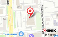 Схема проезда до компании Мекон в Челябинске