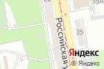 Схема проезда до компании Детская библиотека №17 в Челябинске