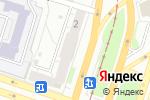 Схема проезда до компании Уральский дачник в Челябинске