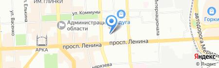 Учебно-методический центр по образованию и повышению квалификации работников культуры и искусства Челябинской области на карте Челябинска