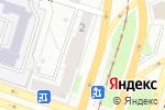 Схема проезда до компании Пиццбург в Челябинске