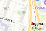 Схема проезда до компании Магазин тканей и фурнитуры в Челябинске