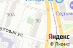 Схема проезда до компании Хмель в Челябинске