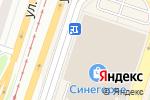 Схема проезда до компании Магазин упаковки в Челябинске