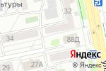 Схема проезда до компании ЧАСОВЩИК в Челябинске