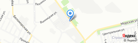 АЛДИ-сервис на карте Челябинска