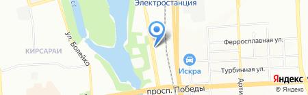 ДОСААФ России на карте Челябинска