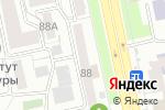 Схема проезда до компании Заводской Ломбард в Челябинске