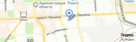 Тур Сервис на карте Челябинска