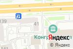 Схема проезда до компании Popolare в Челябинске