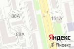 Схема проезда до компании ДОРОЖНАЯ СТОМАТОЛОГИЯ в Челябинске
