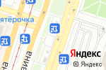 Схема проезда до компании Удобные Деньги в Челябинске