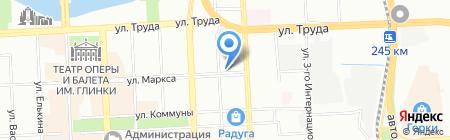Арт-Строй на карте Челябинска