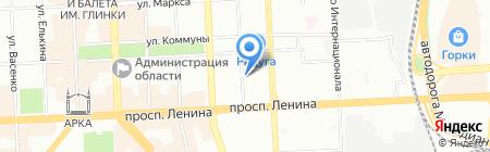 Cheltoday.ru на карте Челябинска