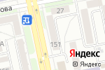 Схема проезда до компании PTS в Челябинске
