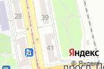 Схема проезда до компании РемСтройКомплект в Челябинске