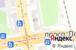 Схема проезда до компании Инновационные технологии пожарной безопасности, ЧОУ ДПО в Челябинске
