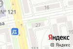 Схема проезда до компании Исток-Фарма в Челябинске