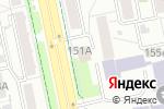 Схема проезда до компании Gusto Mesto в Челябинске