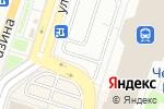 Схема проезда до компании Указатели от Элефант в Челябинске