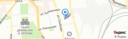 Сигма-Строительные Технологии на карте Челябинска