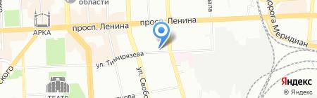 Аудиторский Консультационный Центр на карте Челябинска