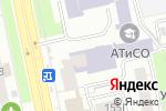Схема проезда до компании ЮжУралЧасы в Челябинске
