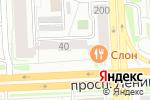 Схема проезда до компании Веста в Челябинске