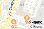 Схема проезда до компании Лето в Челябинске