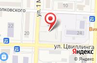 Схема проезда до компании ОТДЕЛ НАДЗОРНОЙ ДЕЯТЕЛЬНОСТИ N 12 в Коркино