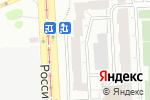 Схема проезда до компании Wildberries в Челябинске