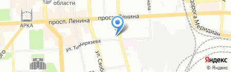 Thai way luxury на карте Челябинска