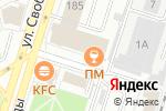 Схема проезда до компании Пункт технического осмотра в Челябинске