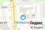 Схема проезда до компании Аргументы и Факты в Челябинске