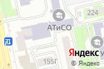 Схема проезда до компании Базилик в Челябинске