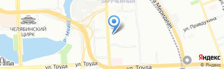 Мастер Отделки на карте Челябинска