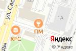 Схема проезда до компании Онлайн Трейд.РУ в Челябинске