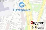 Схема проезда до компании Дорожная научно-техническая библиотека в Челябинске