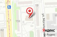 Схема проезда до компании Проф-Электроникс в Челябинске