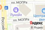 Схема проезда до компании DNS Technopoint в Челябинске